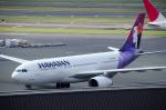 パンダさんが、ダニエル・K・イノウエ国際空港で撮影したハワイアン航空 A330-243の航空フォト(写真)