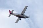 パンダさんが、ダニエル・K・イノウエ国際空港で撮影したモクレレ航空の航空フォト(飛行機 写真・画像)