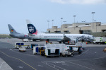 パンダさんが、ダニエル・K・イノウエ国際空港で撮影したアラスカ航空 737-890の航空フォト(飛行機 写真・画像)