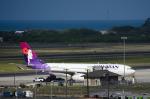 パンダさんが、ダニエル・K・イノウエ国際空港で撮影したハワイアン航空 A330-243の航空フォト(飛行機 写真・画像)