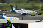 パンダさんが、ダニエル・K・イノウエ国際空港で撮影したアロハ・エア・カーゴ 737-290C/Advの航空フォト(飛行機 写真・画像)