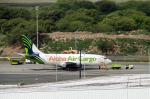 パンダさんが、ダニエル・K・イノウエ国際空港で撮影したアロハ・エア・カーゴ 737-2X6C/Advの航空フォト(写真)