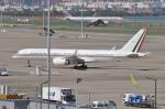 Oceanbuleさんが、羽田空港で撮影したメキシコ空軍 757-225の航空フォト(飛行機 写真・画像)