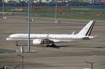 りんたろうさんが、羽田空港で撮影したメキシコ空軍 757-225の航空フォト(写真)