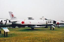 りんたろうさんが、米子空港で撮影した航空自衛隊 F-86D-45の航空フォト(飛行機 写真・画像)