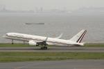 Lufthansaさんが、羽田空港で撮影したメキシコ空軍 757-225の航空フォト(写真)