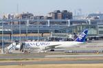 ふじいあきらさんが、羽田空港で撮影した全日空 767-381/ER(BCF)の航空フォト(写真)