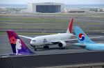 パンダさんが、ダニエル・K・イノウエ国際空港で撮影した日本航空 777-246/ERの航空フォト(飛行機 写真・画像)