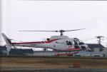 MIL26Tさんが、新潟空港で撮影した旭伸航空 AS350 Ecureuil/AStarの航空フォト(写真)