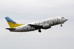 chalk2さんが、新潟空港で撮影したAIR DO 737-54Kの航空フォト(写真)