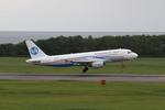 chalk2さんが、新潟空港で撮影したウラジオストク航空 A320-214の航空フォト(写真)