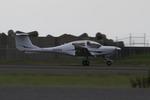 chalk2さんが、新潟空港で撮影したアルファーアビエィション DA40 Diamond Starの航空フォト(写真)