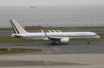 masa0420さんが、羽田空港で撮影したメキシコ空軍 757-225の航空フォト(写真)