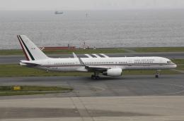 masa0420さんが、羽田空港で撮影したメキシコ空軍 757-225の航空フォト(飛行機 写真・画像)