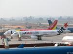 ノイバイ国際空港 - Noi Bai International Airport [HAN/VVNB]で撮影されたジェットスター・パシフィック - Jetstar Pacific Airlines [BL/PIC]の航空機写真