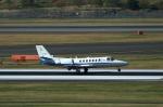 T.Sazenさんが、伊丹空港で撮影した朝日新聞社 560 Citation Encoreの航空フォト(写真)