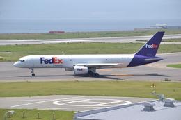 えるあ~るさんが、関西国際空港で撮影したフェデックス・エクスプレス 757-236(SF)の航空フォト(飛行機 写真・画像)