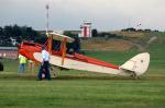 Gambardierさんが、Scaffen Diest (EBDT)で撮影した不明 DH.60G Gipsy Mothの航空フォト(写真)