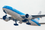 カヤノユウイチさんが、関西国際空港で撮影したKLMオランダ航空 777-206/ERの航空フォト(飛行機 写真・画像)