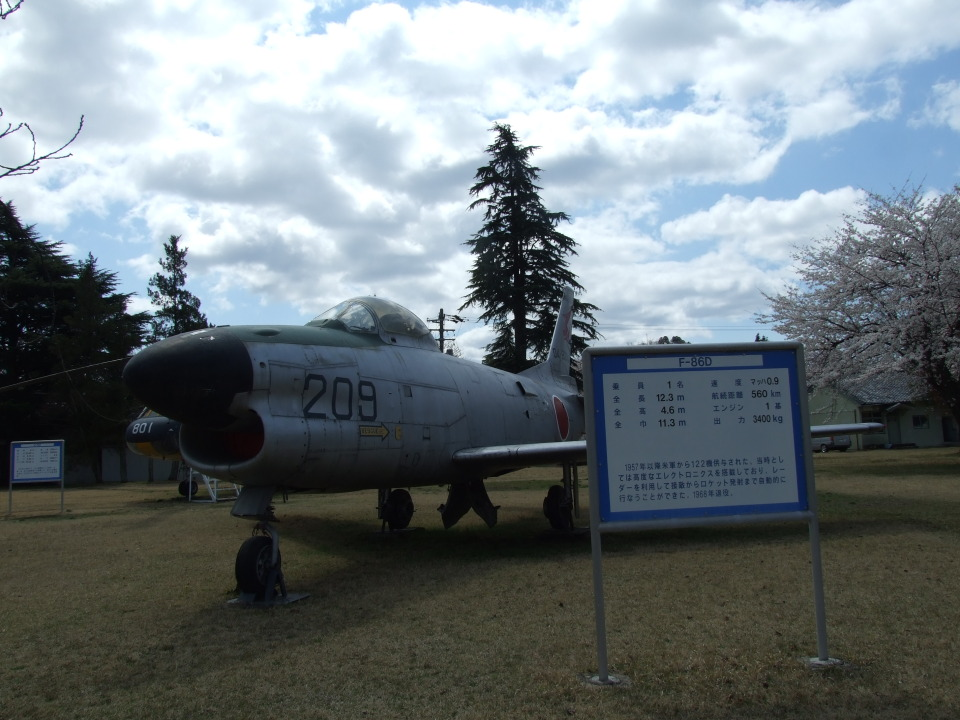 TAGUさんの航空自衛隊 North American F-86 Sabre (04-8182) 航空フォト