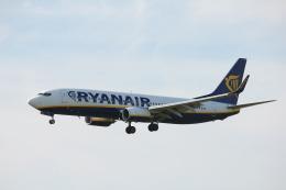 taka777さんが、ナント・アトランティック空港で撮影したライアンエア 737-8ASの航空フォト(飛行機 写真・画像)