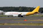 アイスコーヒーさんが、成田国際空港で撮影したエアー・ホンコン 747-444(BCF)の航空フォト(飛行機 写真・画像)