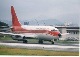 anagumaさんが、広島西飛行場で撮影した香港ドラゴン航空 737-2L9/Advの航空フォト(飛行機 写真・画像)