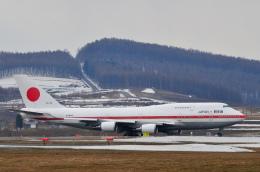 kenkiti0さんが、旭川空港で撮影した航空自衛隊 747-47Cの航空フォト(飛行機 写真・画像)