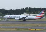 Daidai☆彡さんが、成田国際空港で撮影したアメリカン航空 777-223/ERの航空フォト(写真)