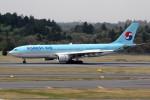 アイスコーヒーさんが、成田国際空港で撮影した大韓航空 A330-223の航空フォト(飛行機 写真・画像)