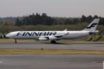 アイスコーヒーさんが、成田国際空港で撮影したフィンエアー A340-311の航空フォト(飛行機 写真・画像)