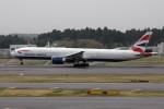 アイスコーヒーさんが、成田国際空港で撮影したブリティッシュ・エアウェイズ 777-36N/ERの航空フォト(飛行機 写真・画像)