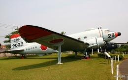 asuto_fさんが、鹿屋航空基地で撮影した海上自衛隊 R4D-6Q Skytrainの航空フォト(飛行機 写真・画像)