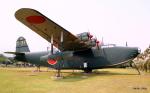 asuto_fさんが、鹿屋航空基地で撮影した日本海軍 H8Kの航空フォト(飛行機 写真・画像)