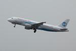 アイスコーヒーさんが、成田国際空港で撮影したウラジオストク航空 A320-214の航空フォト(飛行機 写真・画像)