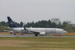 matsuさんが、成田国際空港で撮影した大韓航空 737-8B5の航空フォト(写真)