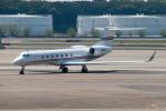 パンダさんが、成田国際空港で撮影したウェルズ・ファーゴ・バンク・ノースウェスト G-Vの航空フォト(写真)