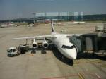 おぶりがーどさんが、チューリッヒ空港で撮影したルフトハンザ リージョナルの航空フォト(写真)