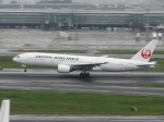 aquaさんが、羽田空港で撮影した日本航空 777-289の航空フォト(飛行機 写真・画像)