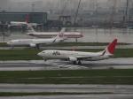 aquaさんが、羽田空港で撮影したJALエクスプレス 737-846の航空フォト(飛行機 写真・画像)