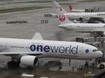 aquaさんが、羽田空港で撮影した日本航空 777-246の航空フォト(飛行機 写真・画像)