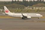アイスコーヒーさんが、成田国際空港で撮影したJALエクスプレス 737-846の航空フォト(写真)