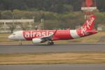 アイスコーヒーさんが、成田国際空港で撮影したエアアジア・ジャパン(〜2013) A320-216の航空フォト(飛行機 写真・画像)