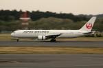 アイスコーヒーさんが、成田国際空港で撮影した日本航空 767-346/ERの航空フォト(写真)