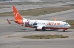 WING_ACEさんが、関西国際空港で撮影したチェジュ航空 737-8Q8の航空フォト(写真)