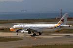 T.Sazenさんが、関西国際空港で撮影したミャンマー国際航空 A320-231の航空フォト(飛行機 写真・画像)