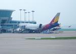 T.Sazenさんが、仁川国際空港で撮影したアシアナ航空の航空フォト(飛行機 写真・画像)