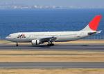 ふじいあきらさんが、羽田空港で撮影した日本航空 A300B4-622Rの航空フォト(写真)