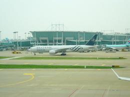 T.Sazenさんが、仁川国際空港で撮影した大韓航空 777-2B5/ERの航空フォト(写真)