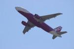 uhfxさんが、関西国際空港で撮影したピーチ A320-214の航空フォト(写真)